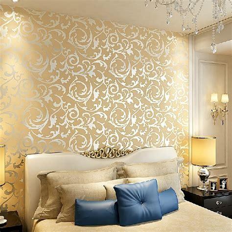 gold wallpaper living room feature wall wallpaper living room peenmedia