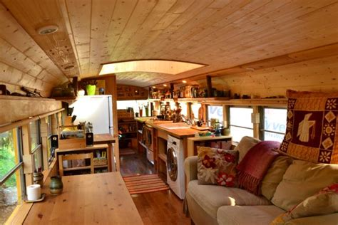 old boat turned into unique bar living in a school bus flow magazine