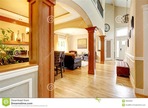 luxury home interior stock photo image 39530697