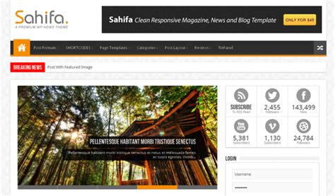 enfold theme rtl 30 amazing wordpress themes released in august