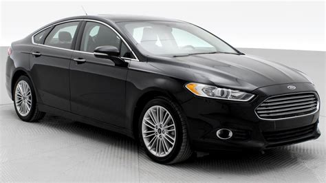 ford fusion se awd  ride time  winnipeg mb