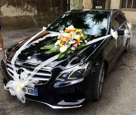 Chauffeur avec voiture de luxe à louer pour mariage Salon de Provence Provence Transports