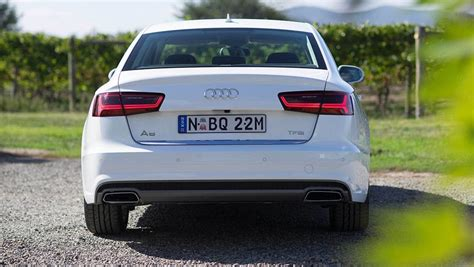 Audi A6 1 8 by Audi A6 1 8 Tfsi 2015 Review Carsguide