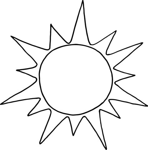 coloring pages uk sun colouring pages for