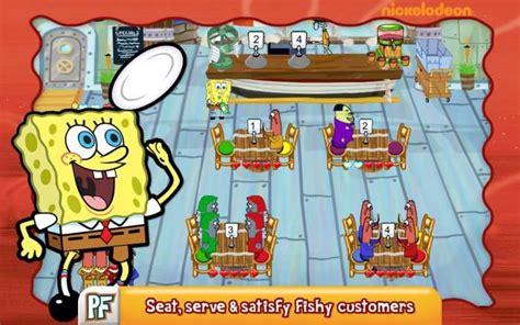 spongebob cucina giochi di spongebob cucina gratis nuovi