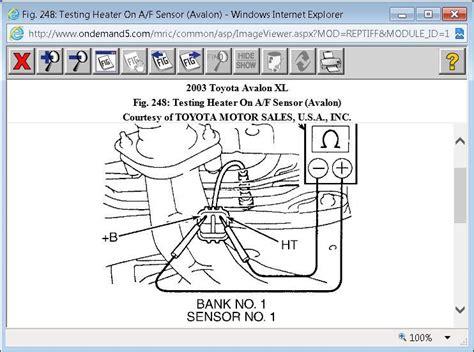 Toyota Check Engine Codes Toyota Avalon Check Engine Codes Toyota Engine Problems