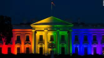 what color is the white house supreme court states must allow same marriage