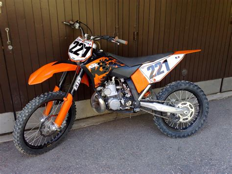 Ktm 250 Sx Review Auto Hair Inspired Ktm Sx 250