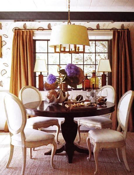 Burnt Orange Dining Room by Burnt Orange Curtains French Dining Room