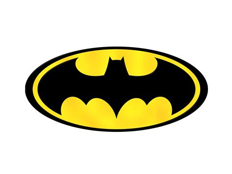 free jpg clipart pictures of the batman logo