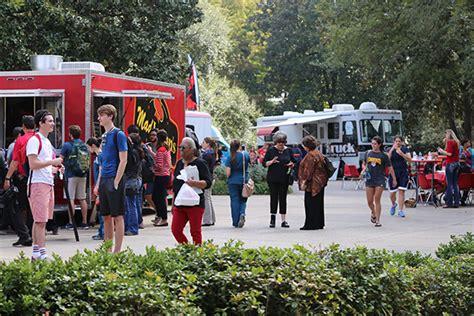 Of Louisiana Lafayette Mba by Homecoming Week Kicks With Food Trucks And Karaoke