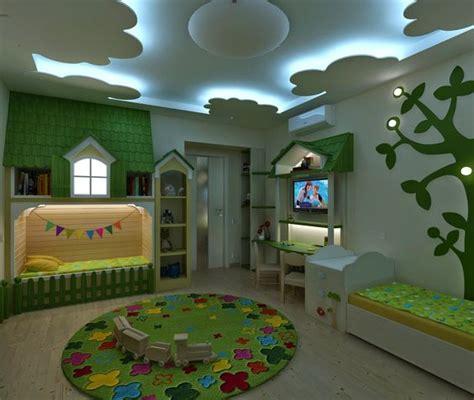 bedroom designs for kids children top 25 false ceiling design options for kids rooms 2018