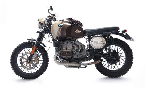 Scrambler Motorrad by Bmw R45 Scrambler By Bolt Motor Co Bikebound