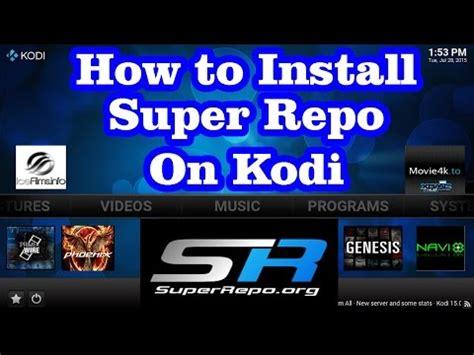 how to install videodevil add on on xbmc kodi adults only full download superrepo kodi zip
