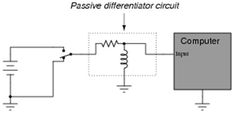 how does integrator circuit work passive integrator and differentiator circuits ac electric circuits worksheets