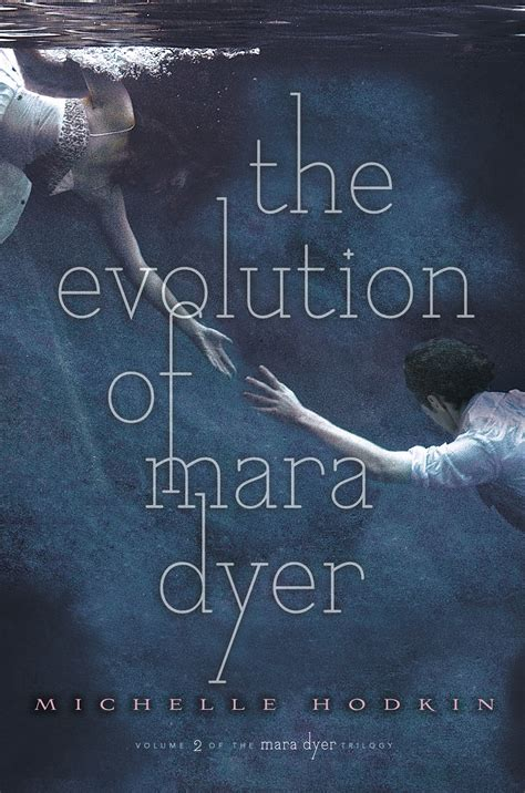 marã a edition books book review the evolution of mara dyer by hodkin