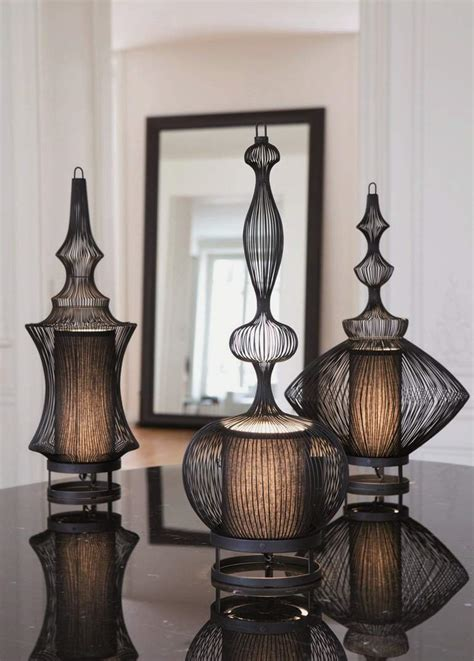 Beautiful Lamps by Elegant And Beautiful Lamps Collection With Birdcage Like