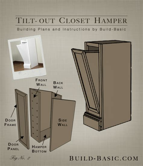 The Build Basic Custom Closet System Tilt Out Closet How To Build A Laundry