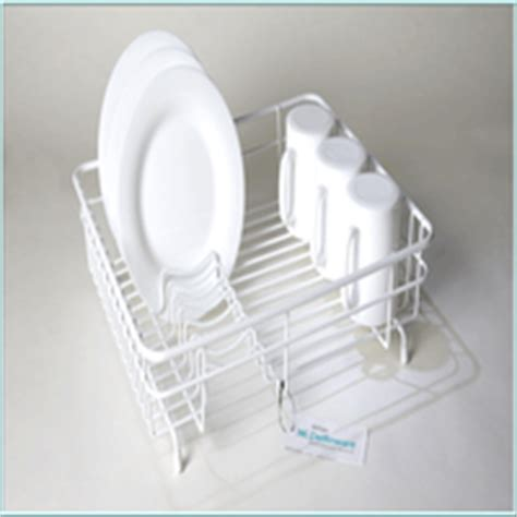 sink baskets and drainers white plastic coated dish drainers and sink baskets