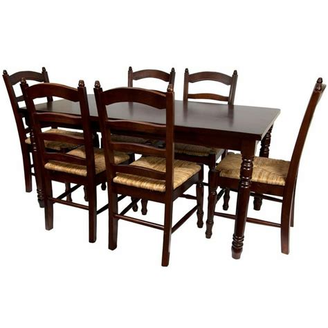 sturdy dining set a classic sturdy dining room table set including
