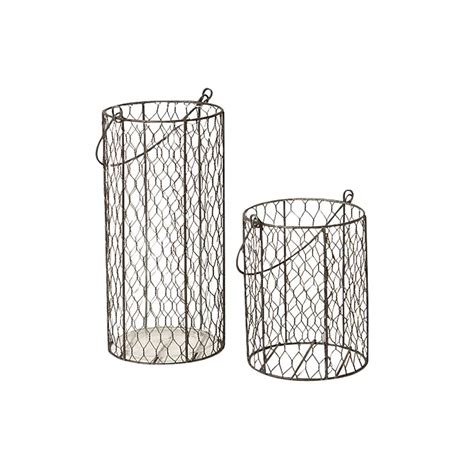 Wire Vase by Chicken Wire Vase A Chair Affair Inc