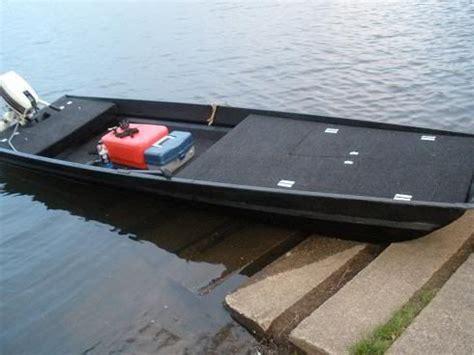 jon boat upgrades jon boat restoration project google search fishing