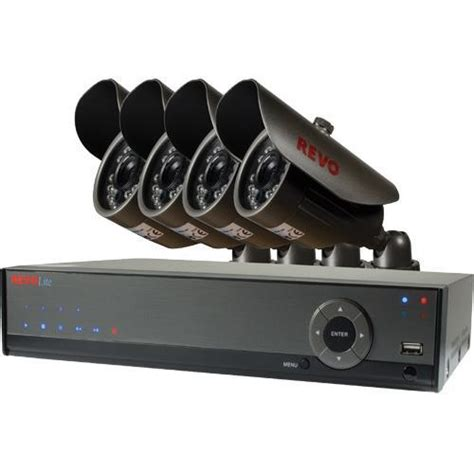 revo rl41bndl 1 4 4 channel security system