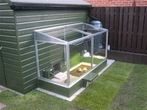 Tortoise Enclosure Tortoise And How To Build On Pinterest Large Tortoise House Plans
