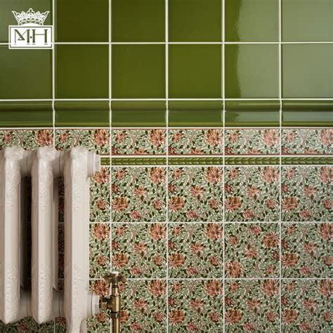 Johnson Tiles ? Absolute Collection ? Minton Hollins Classical
