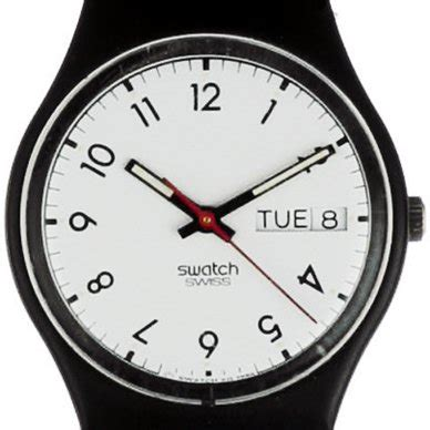 Swatch Klasik swatch gb709 classic two