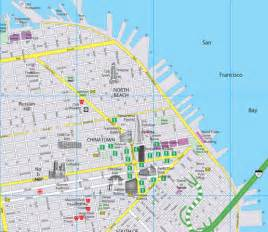 san francisco map detailed san francisco cityflash map randal birkey illustration