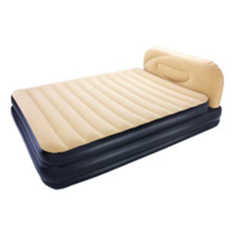 colchon hinchable lidl cama hinchable flocada doble con cabecero soft back