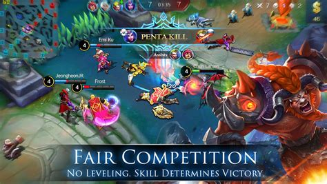 tutorial mobile legend pc mobile legends bang bang android apps on google play