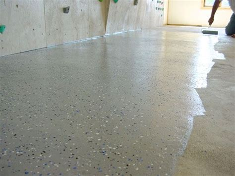 cement floor finishing ideas  steve maxwell