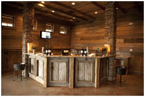 rustic basement bar rustic bar search pub basement the shape bar and search