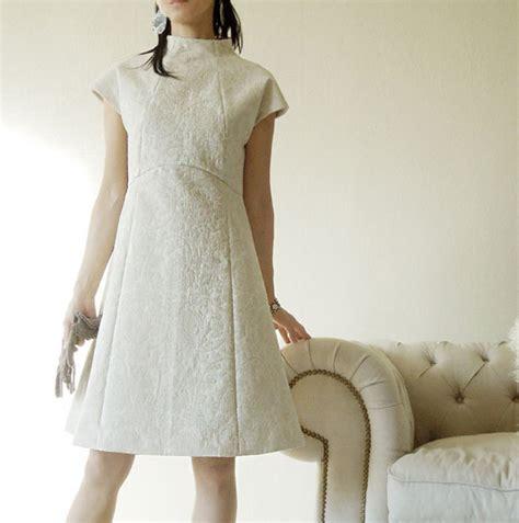 dress pattern neck digital snowball high neck dress sewing pattern shop