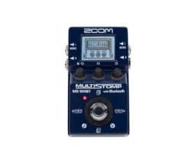 Perangkat Elektronik Zoom B1xon Bass Multi Effect Pedal zoom