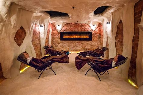 salt room benefits the himalayan salt cave sanctuary just for me spa