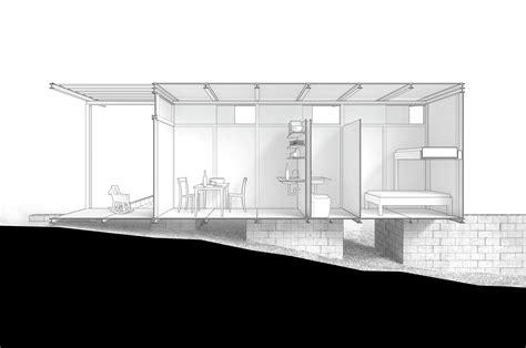 Archiblox 187 Modular Architecture Prefab Gallery Of Haiti Mountain House Nc Office 6
