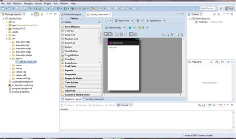 membuat aplikasi android admob tahap 1 cara membuat lembar aplikasi baru untuk admob di
