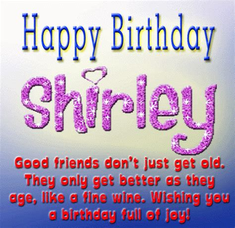 happy birthday shirley the creative life happy birthday shirley