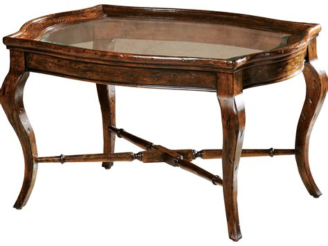 24 x 36 coffee table hekman rue de bac 36 x 24 oval coffee table