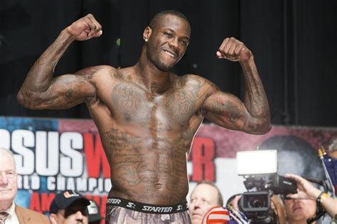 who is deontay wilder girlfriend divorced his wife