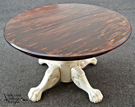 claw dining table s vintage designs vintage oak claw