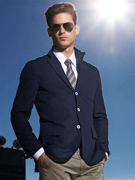 men dress casual sport coat strenesse men casual sports coat navy