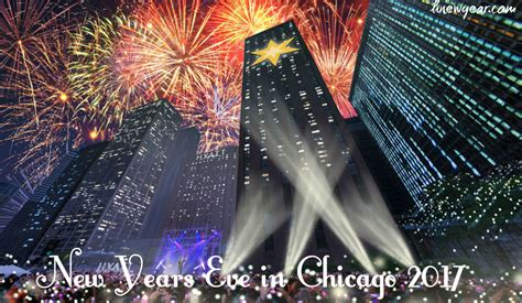 new years 2017 where to spend nye in new york city new years in chicago 2017 events happy new