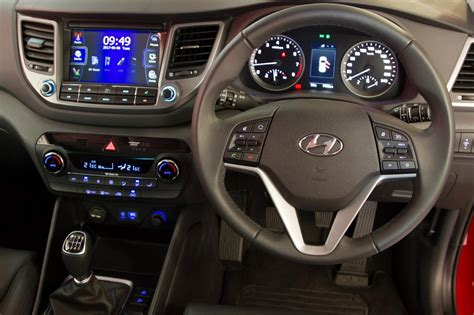 hyundai tucson interior 2017 hyundai tucson sport 2017 launch review cars co za