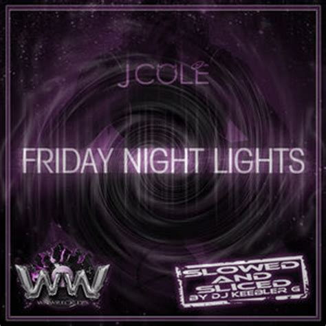 J Cole Friday Lights by J Cole Friday Lights Slowed Sliced By Dj Keebler