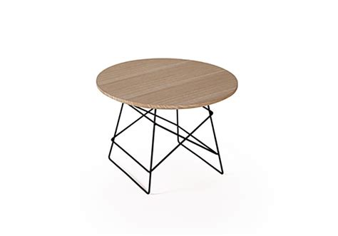 Grid Table by Medium Grid Table With Oak Topper