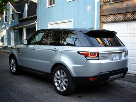 dark silver range rover 2014 range rover sport v8 review cars photos test